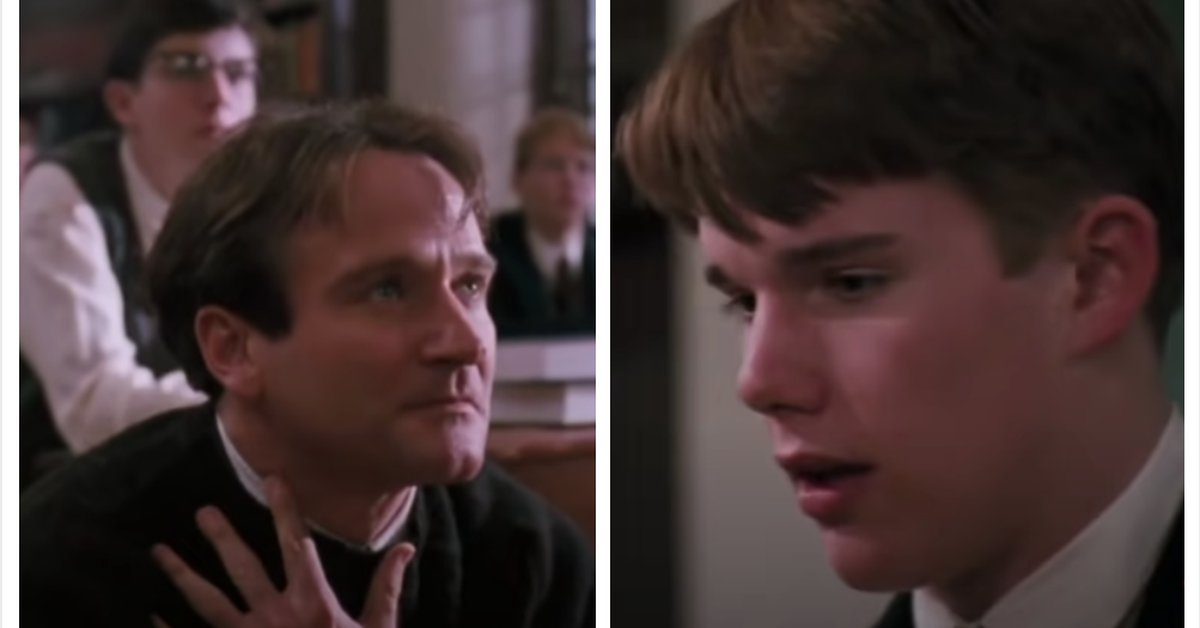 Ethan Hawke thought Robin Williams hated him but learned valuable