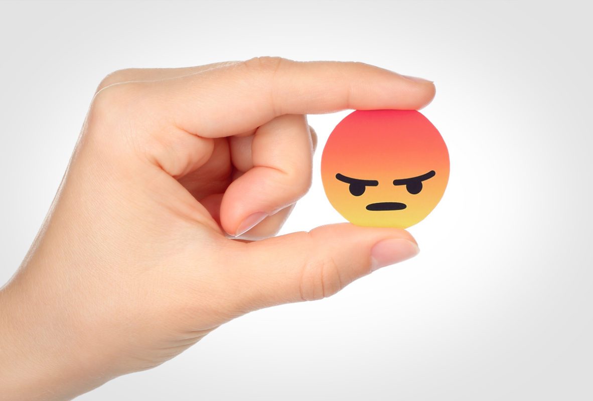 Facebook algorithm favored posts that provoke division and anger in