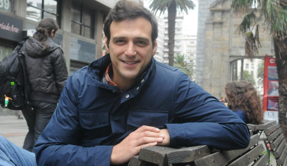 """Facundo Ponce de León and his new """"Vivir"""": """"The fights in the networks are not my thing"""""""
