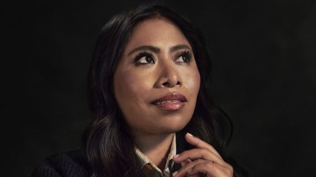 Filtering first PHOTOS of the NEW character of Yalitza Aparicio