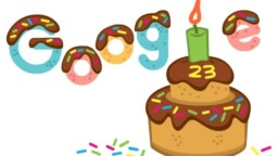 Google celebrates 23 years of its founding with a special doodle - Diario El Heraldo
