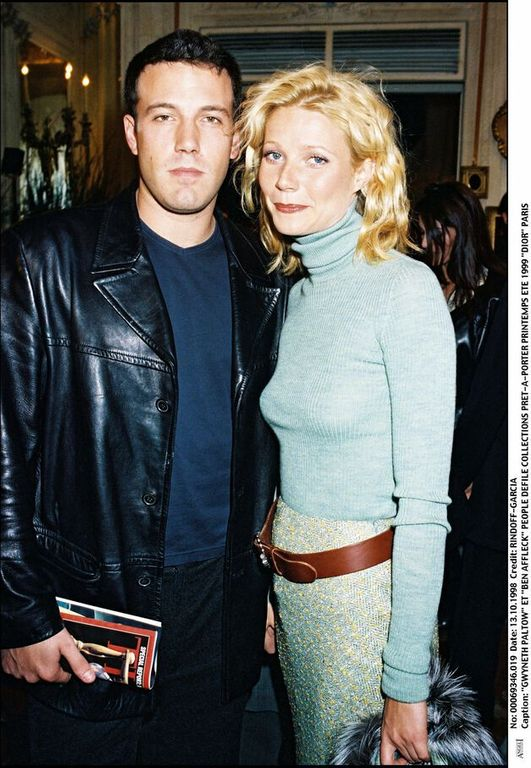Gwyneth Paltrow this comment on the couple Ben Affleck Jennifer Lopez