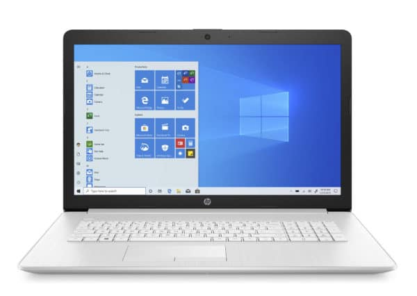 HP 17 ca2033nf 17 ″ Simple Stylish Silver Laptop PC Fast