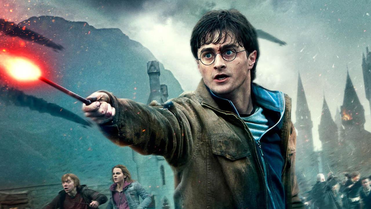 Harry Potter (Daniel Radcliffe) - Deathly Hallows Part 2
