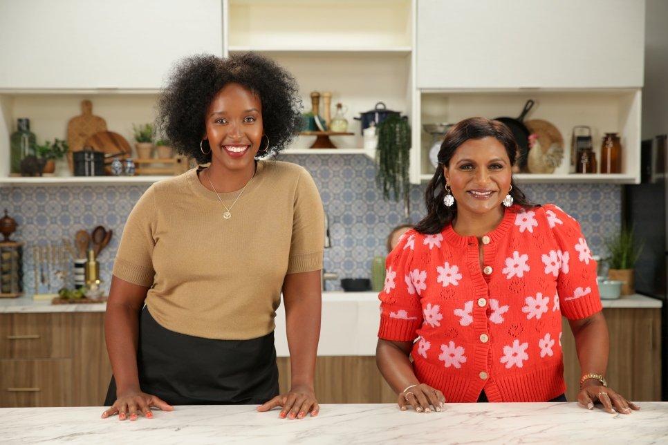 Hawa Hassan and Mindy Kaling Team Up to Cook Somali