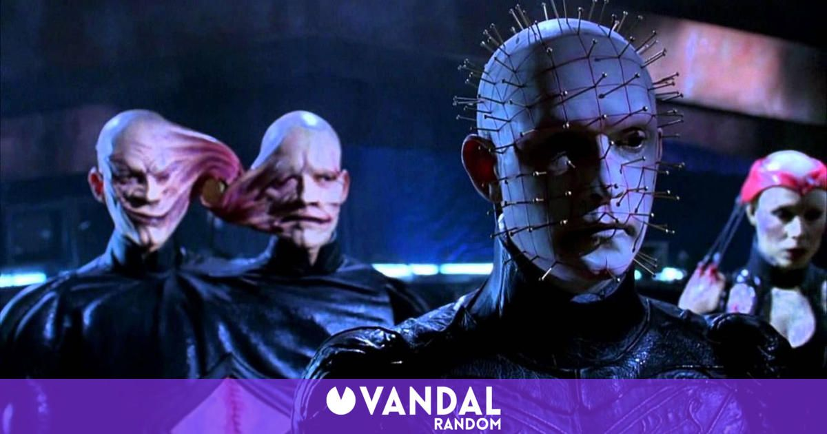 Hellraiser David S Goyer describes the film as scary and