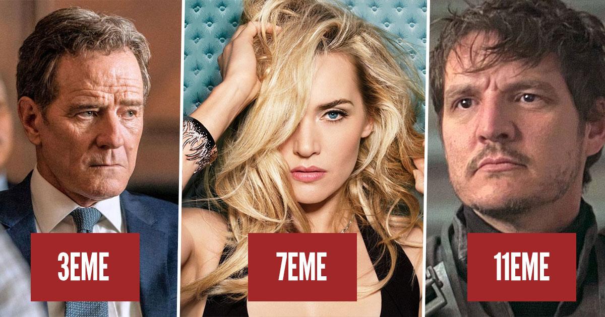 Henry Cavill Bryan Cranston Chris Pratt Hollywoods Top Paid TV