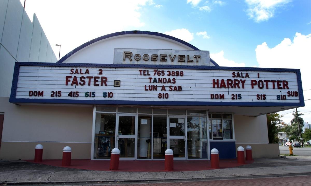 Hope emerges for the Roosevelt Cinema