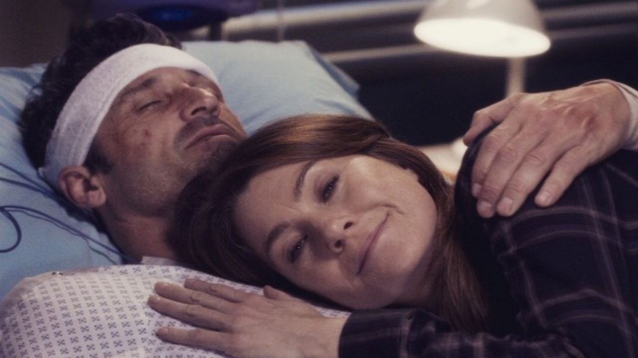 Horror on Greys Anatomy Patrick Dempsey wasnt the perfect man
