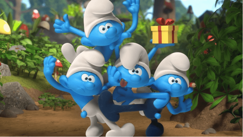 How to see The Smurfs 2021 live