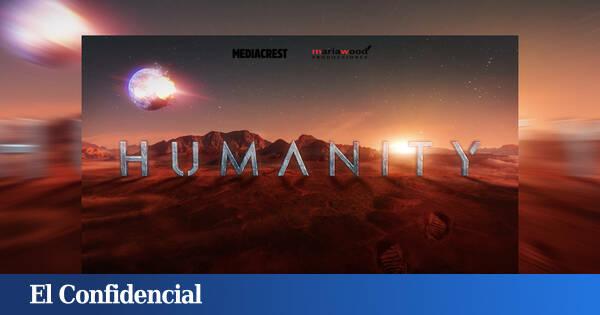 'Humanity', the Spanish science fiction series set on Mars