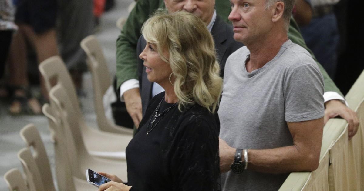 Italian heir accuses Sting of defamation
