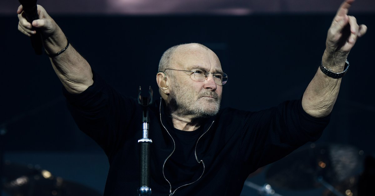 Its very frustrating Phil Collins revealed that he can barely