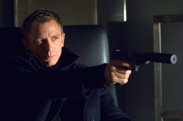 James Bond the casting director returns to the controversy of