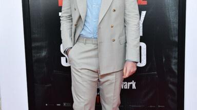 James Gandolfini's son Michael, 22, looks like his father at 'Sopranos' premiere - Reuters