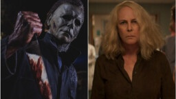 """Jamie Lee Curtis and Michael Myers are back in final trailer for """"Halloween Kills"""""""