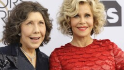 Jane Fonda and Lily Tomlin: they are in their 80s and working together again
