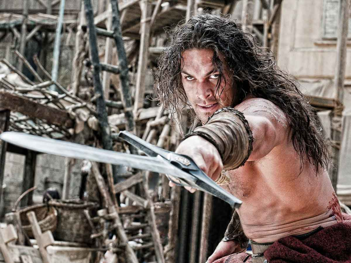 Jason Momoa wants a sequel to his worst movie