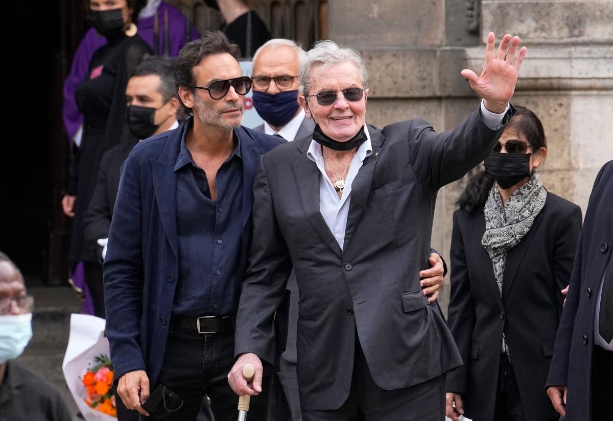 Jean Paul Belmondo is fired with applause El Diario de