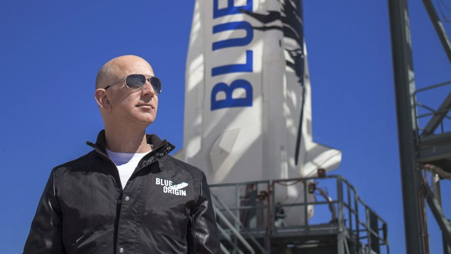 Jeff Bezos invests his fortune in a company that seeks