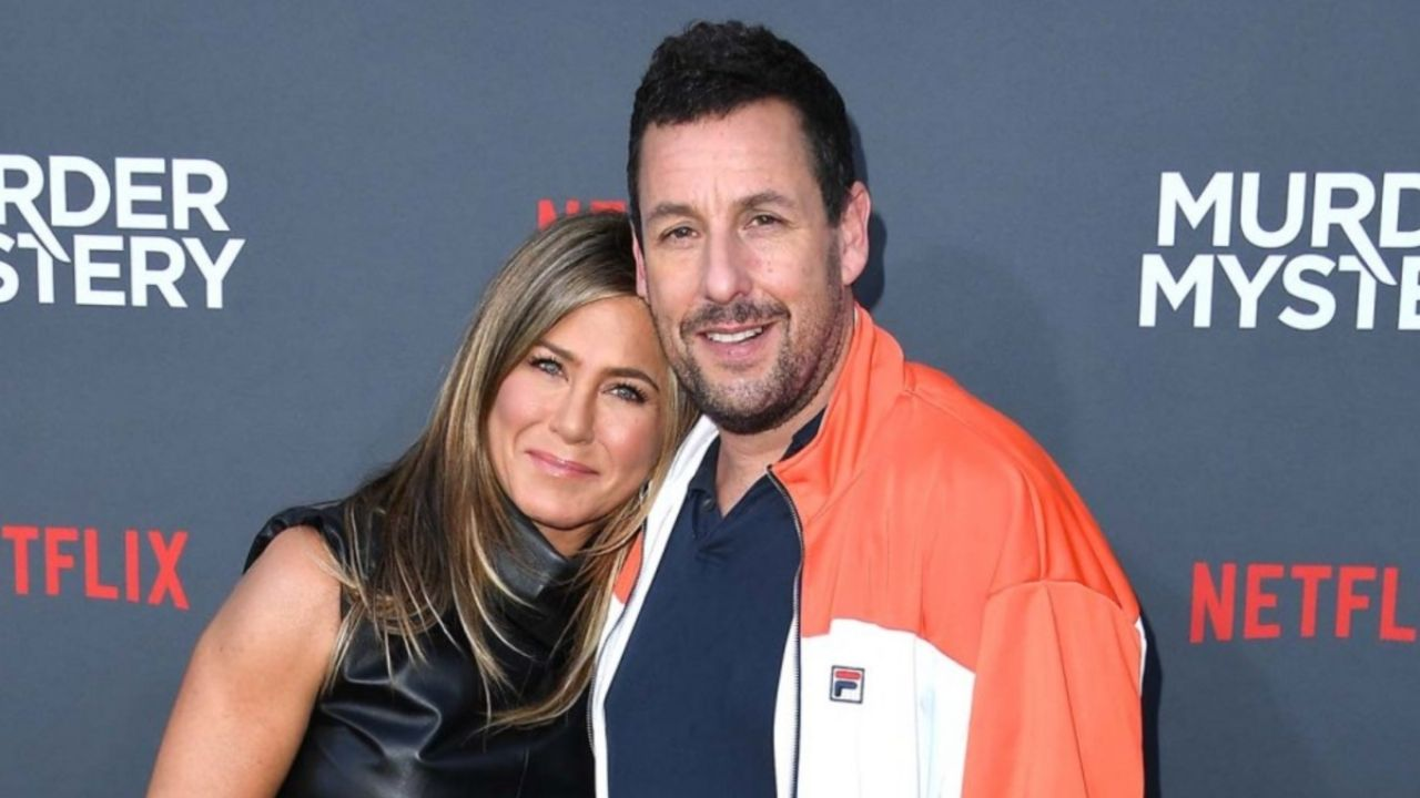 Jeniffer Aniston and Adam Sandler confirm NEW movie together these