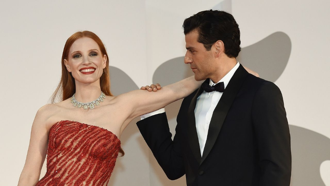 Jessica Chastain talked about a famous actor