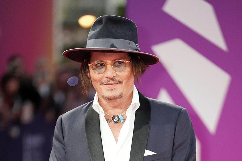 Johnny Depp en el Deauville American Film Festival (Foto: Sylvain Lefevre / WireImage / Getty Images)