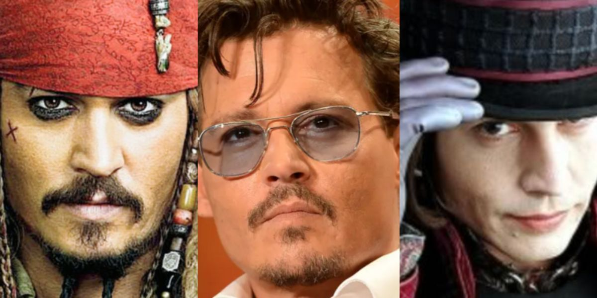 Johnny Depp transforms into Jack Sparrow again and thrills his