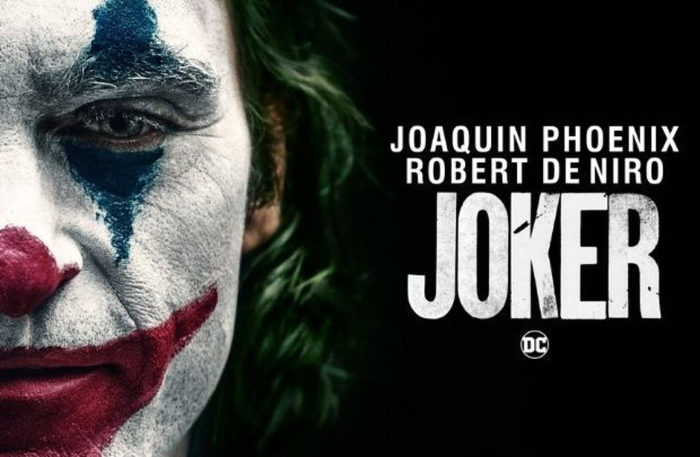 """""""Joker"""", with Joaquin Phoenix, to see or re-watch on blue Vidéo"""