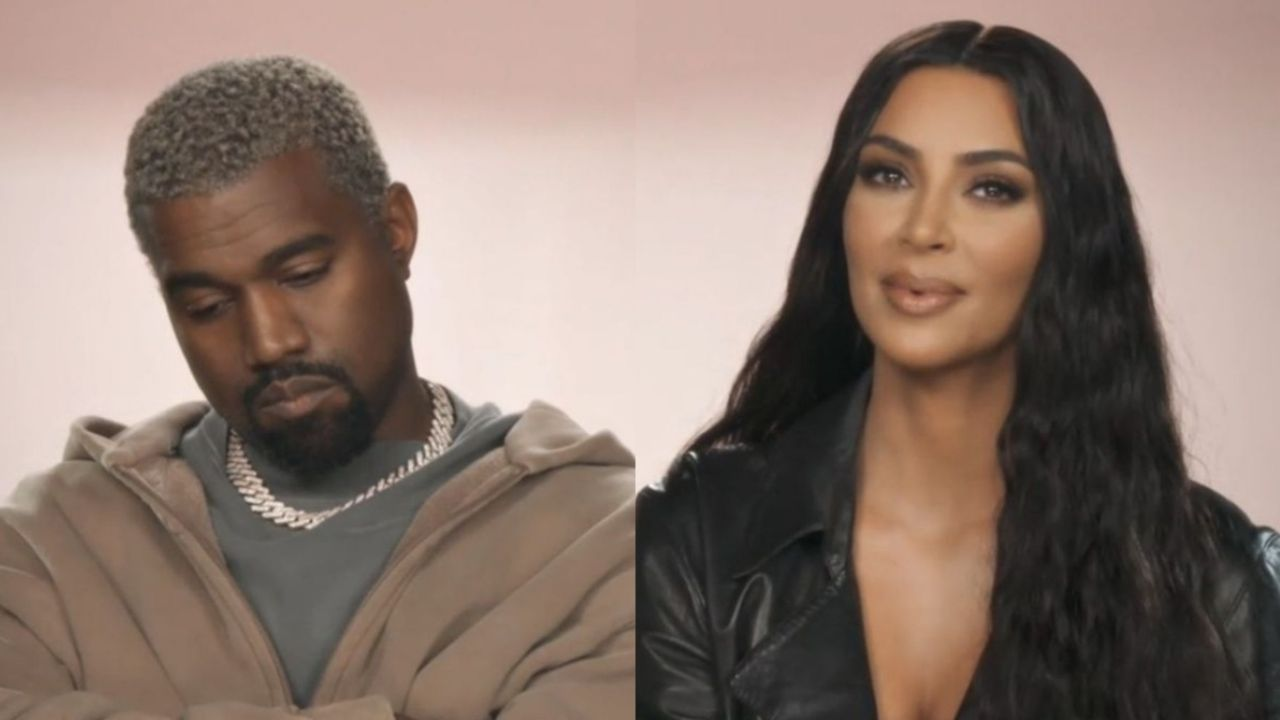 Kanye West ended up cheating on Kim Kardashian with a