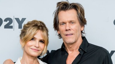 Kevin Bacon reveals his wife Kyra Sedgwick has lace underwear adorned with his initials: 'Full of surprises' E! News UK