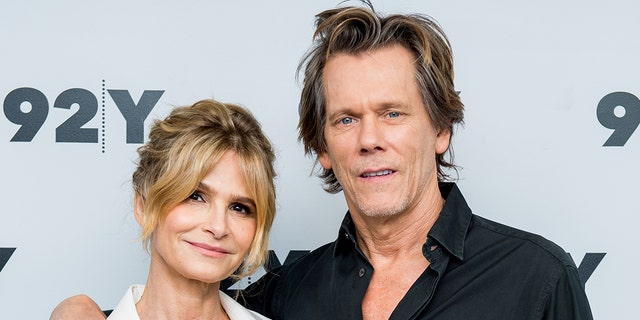 Kevin Bacon reveals his wife Kyra Sedgwick has lace underwear