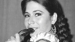 La India María began as a star in Mexican cinema; this is how her figure looked