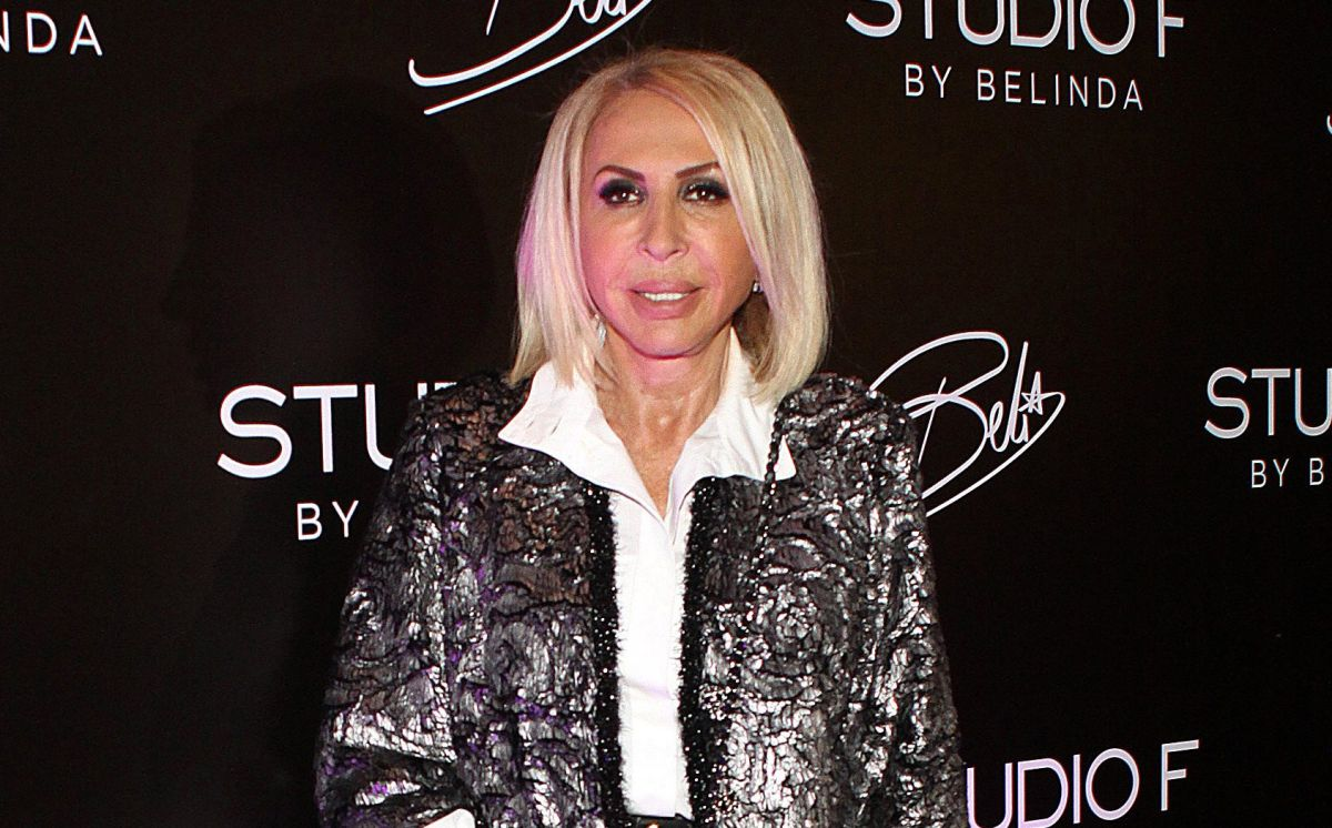 Laura Bozzo would have fled to Panama they say in