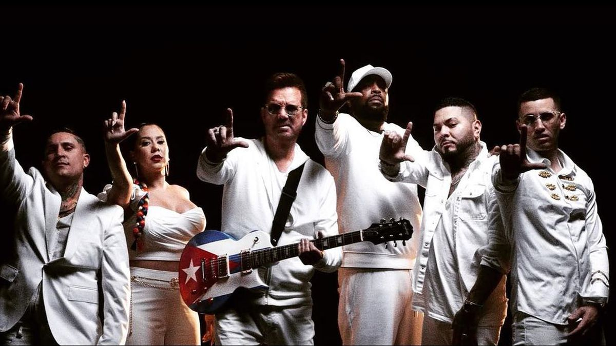 Let them go now By Willy Chirino sends a strong