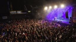 Los conciertos con pblico de pie regresan a Navarra