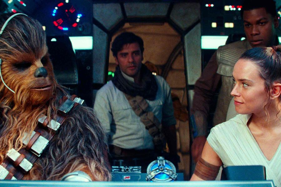 """Marcia Lucas criticized the decisions of the new trilogy: """"Kathy Kennedy and JJ Abrams have no idea about Star Wars"""" - La Tercera"""