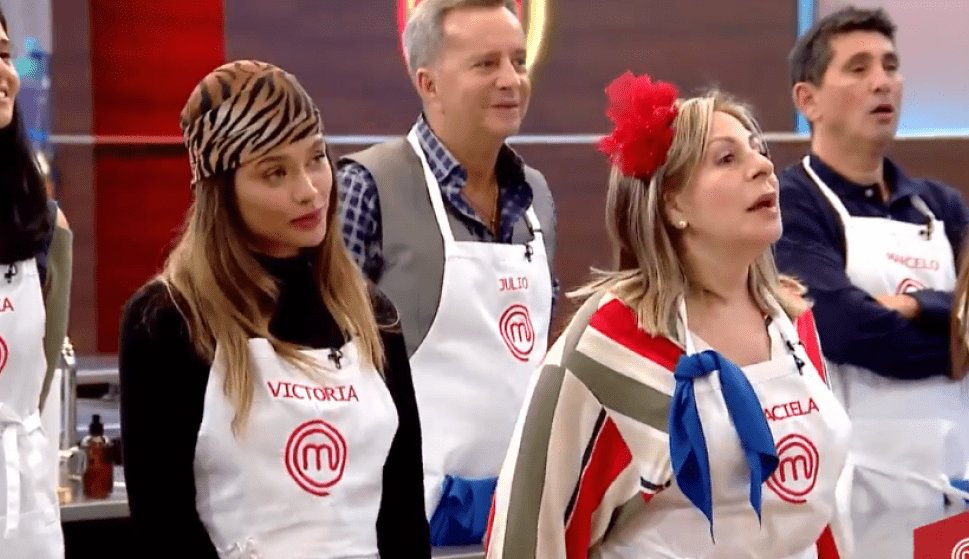MasterChef Celebrity 2 a protein auction with surprises and several