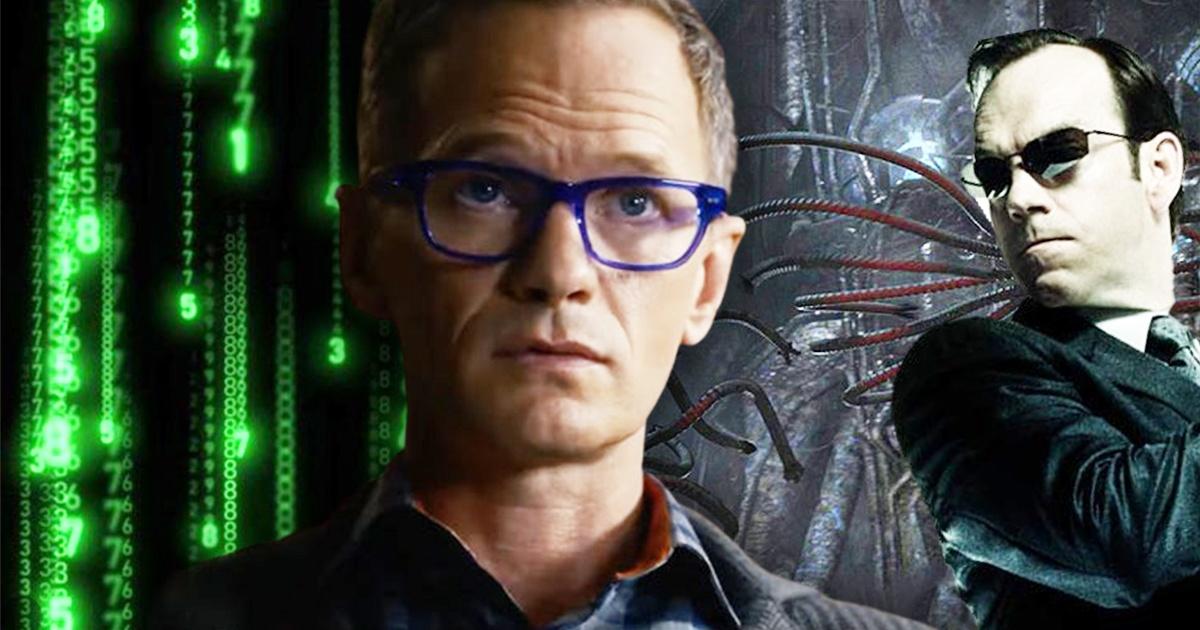 Matrix 4 is Neil Patrick Harris the new villain of