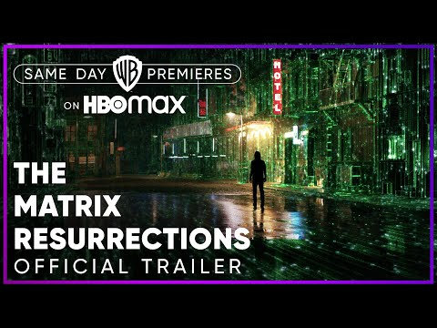 Matrix Resurrections Neo is back in the first official trailer