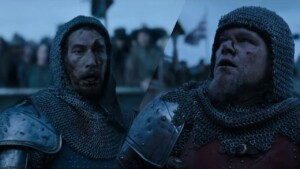 Matt DAMON and Ben AFFLECK star in this medieval film that opens in October: VIDEO