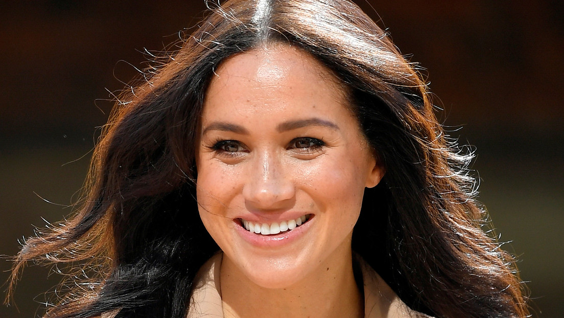 Meghan Markle appears in a new film as the victim