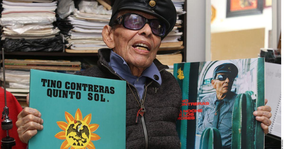 Mexican musician Tino Contreras dies