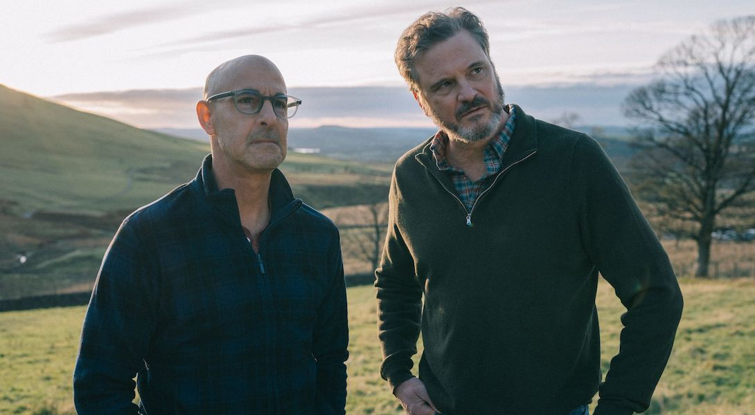 """Movies: """"Supernova"""", heartbreaking gay drama with Colin Firth and Stanley Tucci"""