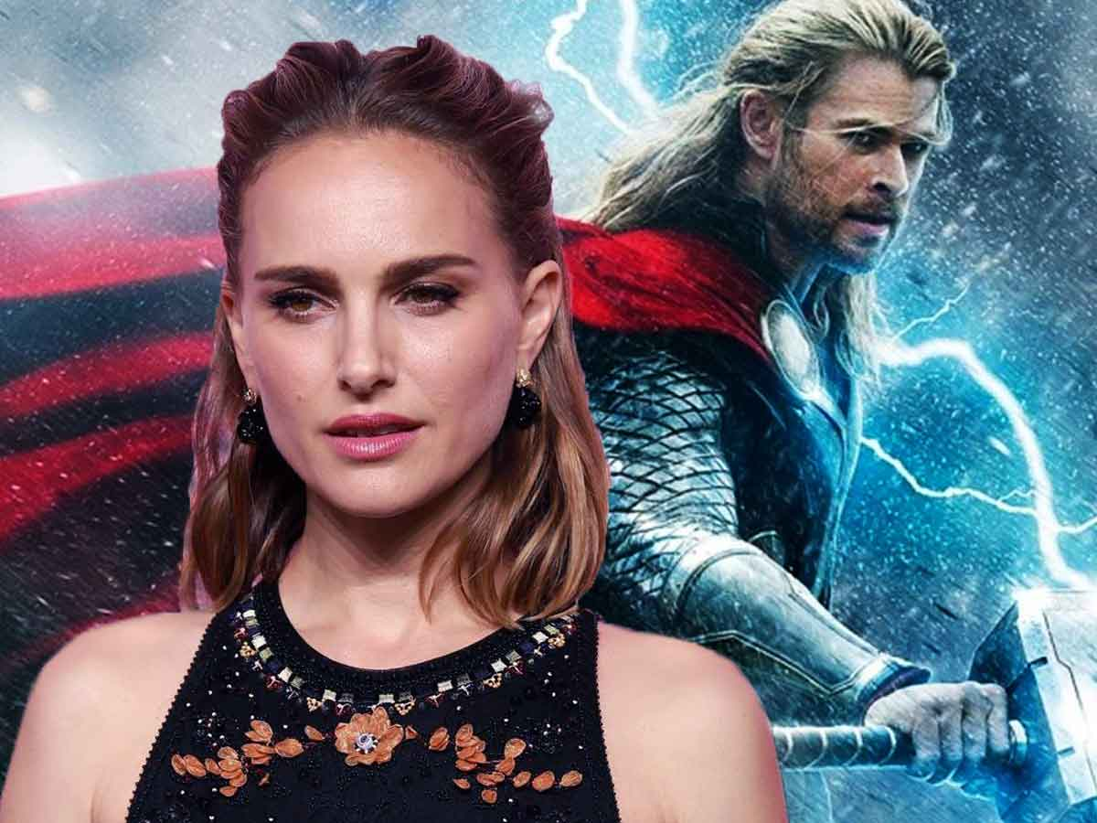 Natalie Portman reveals what she had to do to be the new Thor