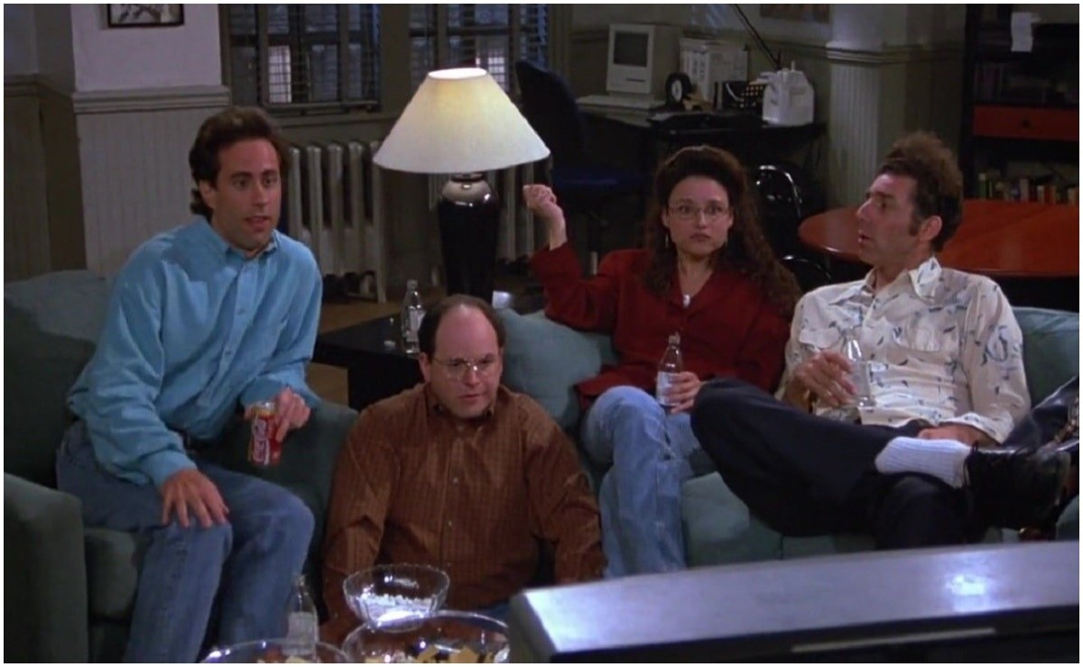 Netflix prepares its subscribers for the arrival of Seinfeld