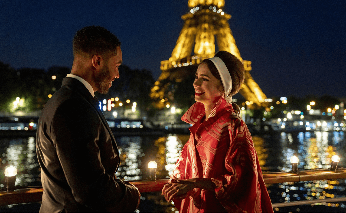 Netflix to premiere second season of Emily in Paris this