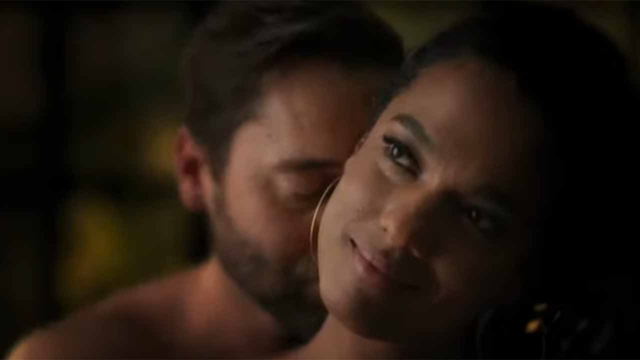 New Amsterdam Max and Helen are pure passion in the