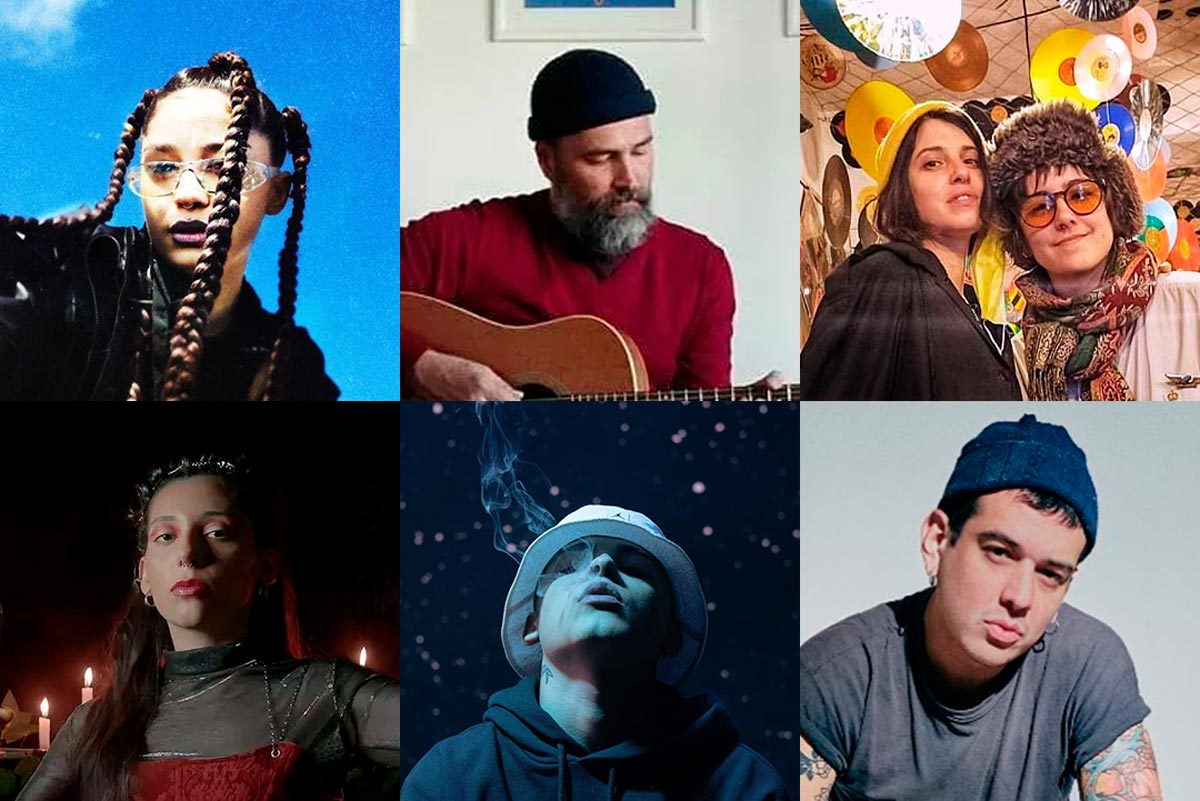 New Argentine music: Taichu, Pyramides, Marina Fages with Melanie Williams and more