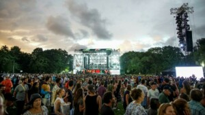 New York returned with a great concert in Central Park, shortened by the arrival of Henri